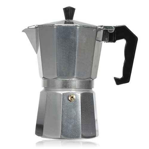 Water & Wood 300Ml 6Cups Percolator Stove Top Coffee Maker Moka Espresso Pot front-584253