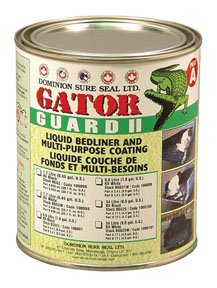 Gator Guard II Epoxy Liquid Bedliner (DOMBGG2) Category: Automotive Undercoating Supplies