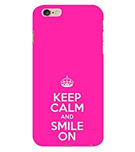 ifasho Designer Phone Back Case Cover Apple iPhone 6 Plus :: Apple iPhone 6+ ( Save Water Drink Beer )