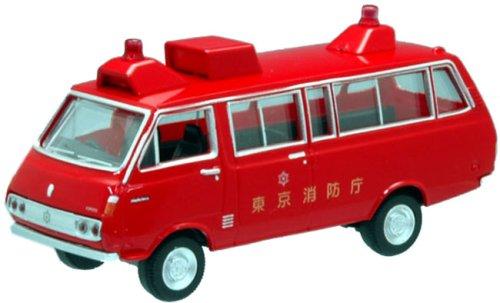 ザ・カーコレクション80 80HG 001 ハイエース 消防指令車
