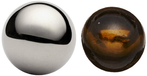 Visual Scientifics Replacement Balls ( Steel , Plastic ) - 1