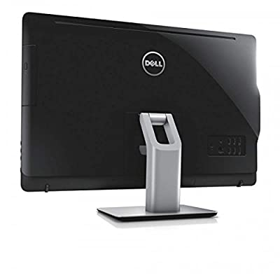 Dell Inspiron One 24 5459 Y267501HIN9 23.8-inch Touchscreen All-in-One Desktop (Core i5-6400T/8GB/1TB/Windows 10 Home/4GB Graphics), Black
