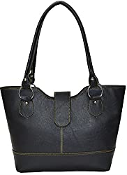 Utsukushii Women's Handbag (Black)
