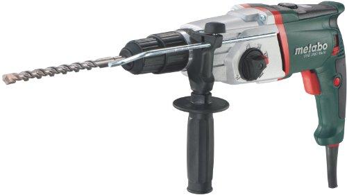 Metabo-Bohrhammer-UHE-2850-Multi-mit-Meielfunktion-Schlagbohrmaschine-mit-Zweigang-Getriebe-ideal-fr-Holz-und-Metall-mit-einer-Reichweite-von-4-m