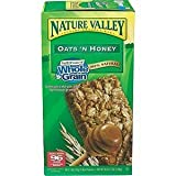 Nature Valley Crunchy Granola Bars Oats N Honey, 96-Count 1.5oz bars