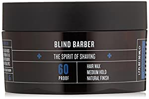 Blind Barber 60 Proof Hair Wax, 1.7 fl. oz.