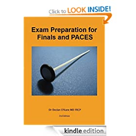 Exam Preparation for Finals and PACES
