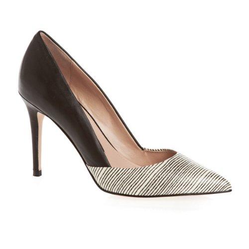 french-connection-zapatos-de-vestir-para-mujer-multicolor-negro-blanco-39