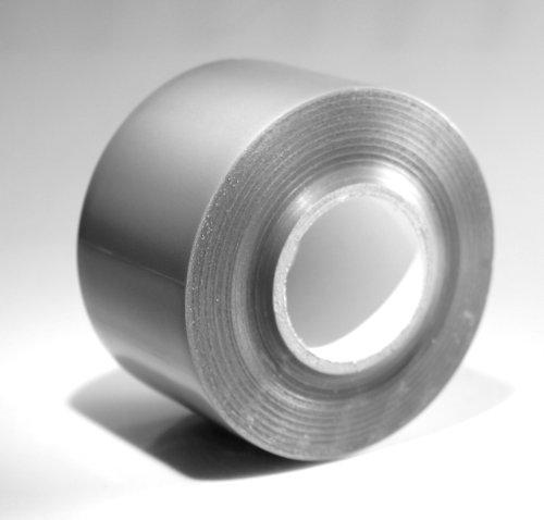 PVC-Klebeband-50-mm-x-33-m-2er-Pack-silbergrau-wasserdicht-kltefest-Strke-015-mm-Reifestigkeit-70-N25-mm-Klebkraft-65-N25-mm-Anwendungstemperatur-10-C-bis-70-C