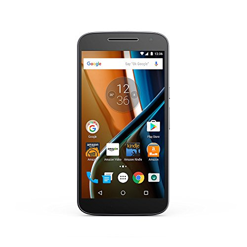 Moto G (4th Generation) - Black - 16 GB - Unlocked -...