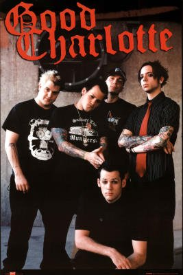 Good Charlotte - Group Poster (Good Charlotte Poster compare prices)