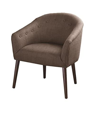 Luxury Home Camilla Chair, Linen