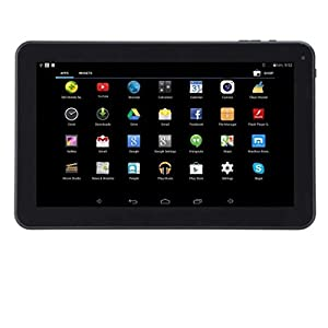 Polatab Q10.1 10-inch Capacitive Touch Screen Tablet (ARM CortexTM-A7 Quad-Core Allwinner A31S - 4 x 1.2GHz Processor, 1GB RAM, Android 4.4.2 Kitkat)