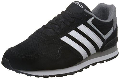 adidas Uomo Runeo 10k scarpe sportive nero Size: 43 1/3