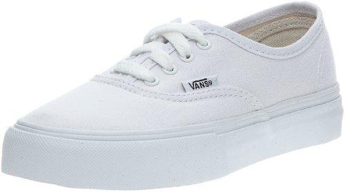 Vans T AUTHENTIC (HelloKitty)blk VJXIL8R, Sneaker, Unisex bambino, White, 38 (5 UK)