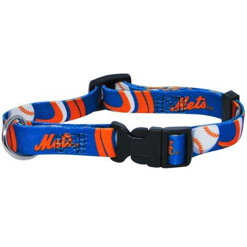 hunter-mfg-new-york-mets-dog-collar-large-by-mlb