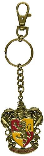 Harry Potter Metal Portachiavi Keychain Grifondoro Gryffindor 5 cm Noble Collection