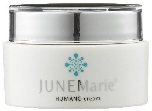 JUNEMarie 高保湿 世界特許成分 ヒュマーノクリーム 30g シルクから抽出したヒト・コラーゲン様成分配合