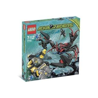 LEGO Aqua Raiders 7772 - Riesenhummer
