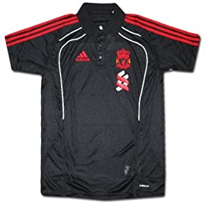 Liverpool Fc Polo Shirt By Adidas by Liverpool FC