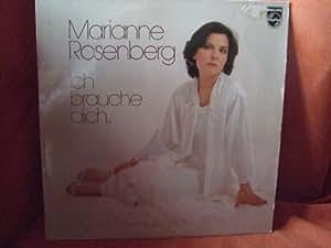 Ich brauche dich / Vinyl record [Vinyl-LP]