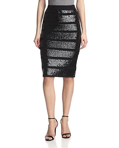 CATHERINE Catherine Malandrino Women's Conchata Sequins Skirt