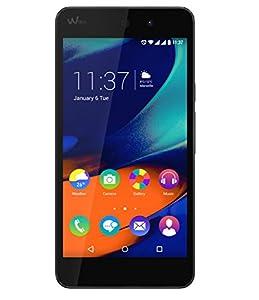 Wiko Rainbow Up Smartphone débloqué 4G (Ecran: 5 pouces - 8 Go - Double SIM - Android 5.1 Lollipop) Noir