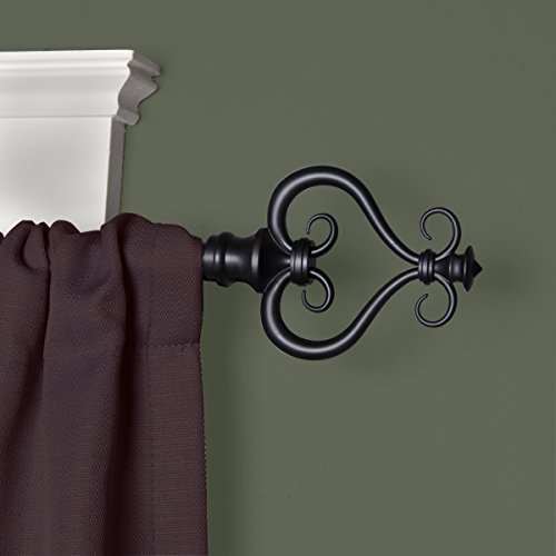 umbra curtain rod installation instructions