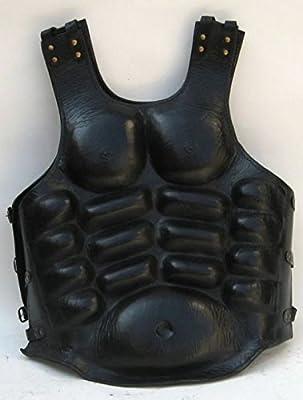 Nauticalmart Faux Leather Muscle Armor (L-20010)
