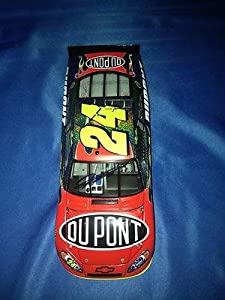 JEFF GORDON SIGNED Autographed 2011 DUPONT FLASHCOAT 1 24 Diecast COA - Autographed... by Sports Memorabilia