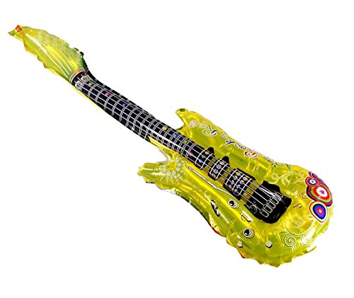 36 Chitarrista Gonfiabile - 36 Inflatable Air Guitars 76cm