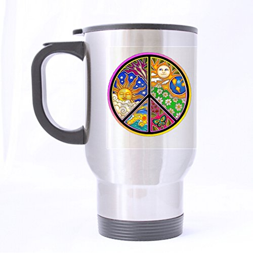 dongmen-peace-sign-14-oz-portable-stainless-steel-insulated-thermal-travel-leak-proof-lid-mug-two-si
