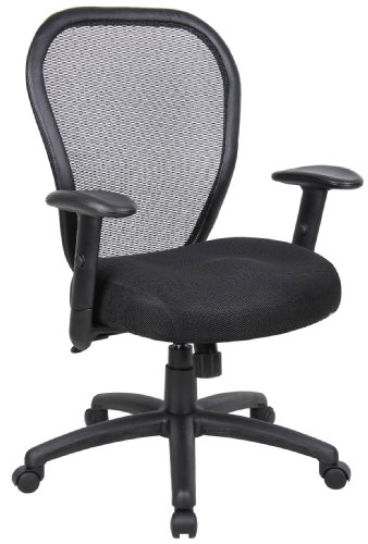 Boss Mesh Seat and Mesh Back Chair