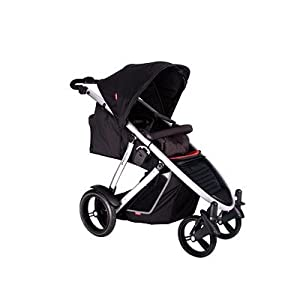 Verve Stroller in Black