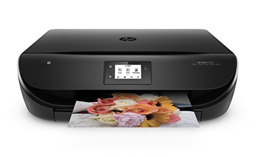 HP Envy 4520 Wireless All-in-One Photo Printer with Mobile Printing, Instant Ink ready (F0V69A) (Printer Wireless Direct compare prices)