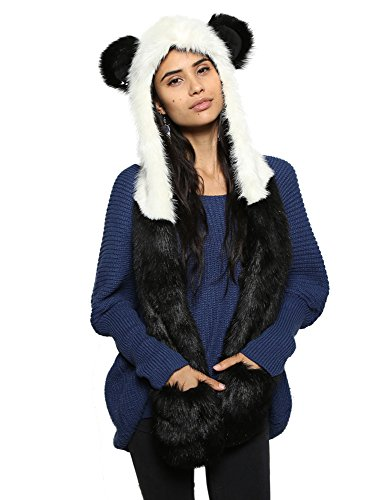 Authentic Panda SpiritHood