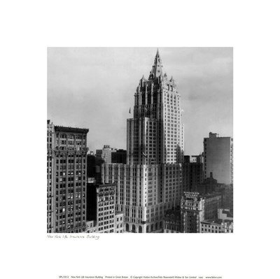 new-york-life-insurance-building-by-sir-edward-hulton-12x12-inches-art-print-poster