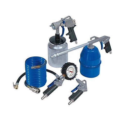 Druckluft Kompressor Zubehörset 5-teilig