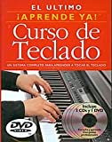 Aprende Ya! Curso De Teclado - 3 Books, 3 CDs, and DVD Package