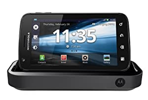 Motorola HD Multimedia Dock for Motorola ATRIX 4G-Motorola Retail Packaging