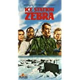 Ice Station Zebra [VHS]