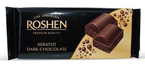 Roshen, Alenka Milk Chocolate 90gr Bar (5 pcs) (Roshen Chocolate Bar compare prices)