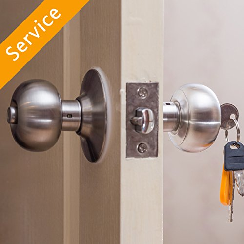 Door Lock Re-Key – 3 Locks