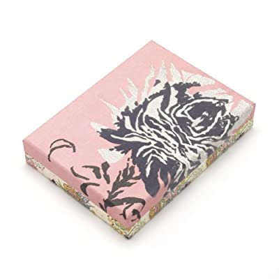 V&A Flocked Floral Notecards