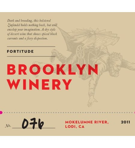 2011 Brooklyn Winery Fortitude 375 Ml