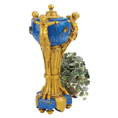 Design Toscano The Carlisle Cherubs Centerpiece Urn (Design Toscano Urn compare prices)