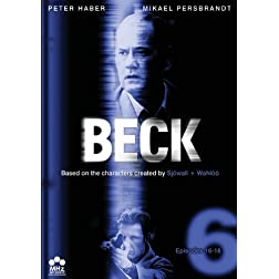 Beck: Episodes 16-18