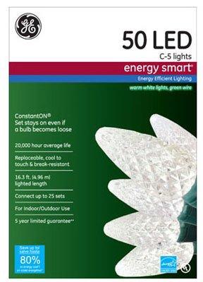 Ge Crystal Led Light Set - C5