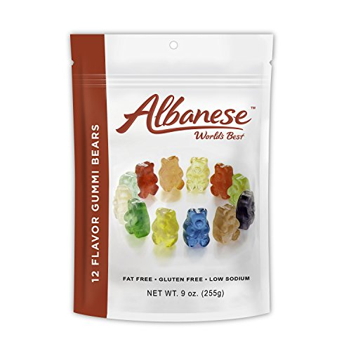 Albanese-Worlds-Best-12-Flavor-Gummi-Bears-9-oz