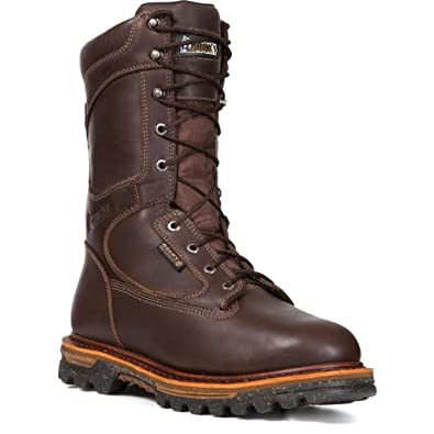 "Rocky Men's 10"" RidgeStalker Waterproof Insulated Boot-7281 (M11.5)"